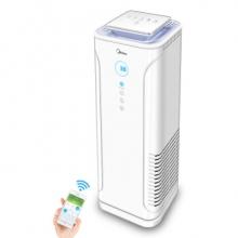 美的(Midea) 空净空气净化器家用负离子氧吧除PM2.5甲醛空净KJ400G-E33 空气净化器
