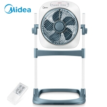 美的(Midea)KYS30-10CR 遥控升降转页扇/电风扇